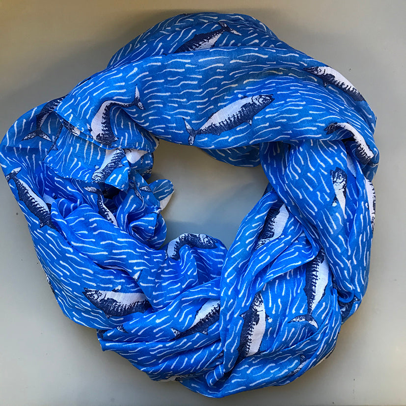 mackerel Scarf