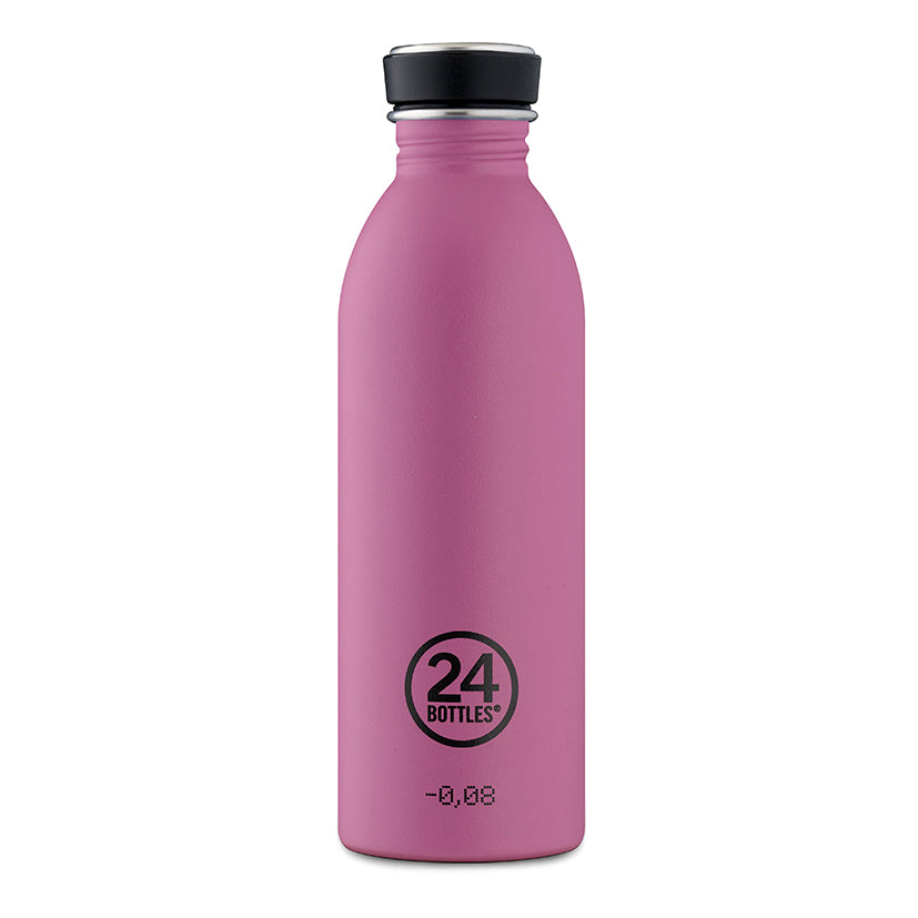 Refillable water bottles