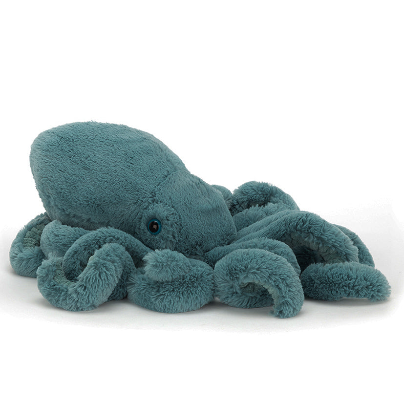 Jellycat squid