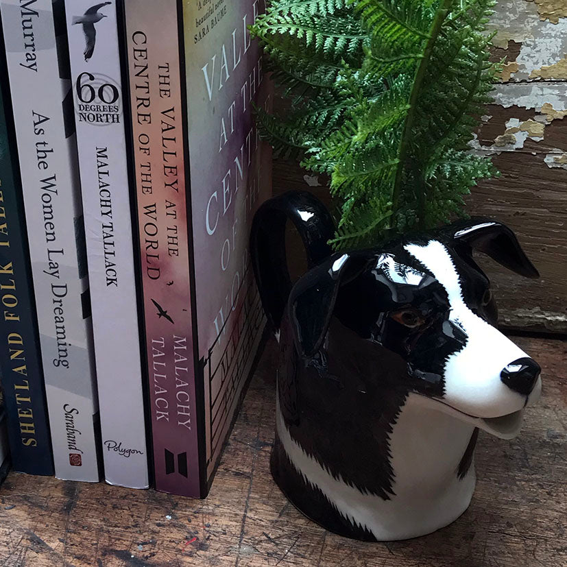 Ceramic Collie Jug