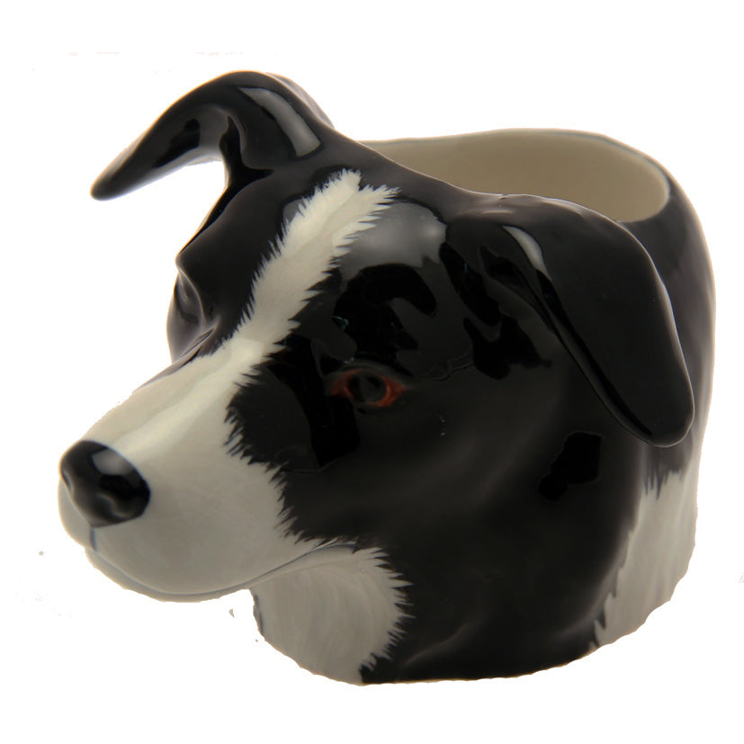 Ceramic Collie Egg Cup