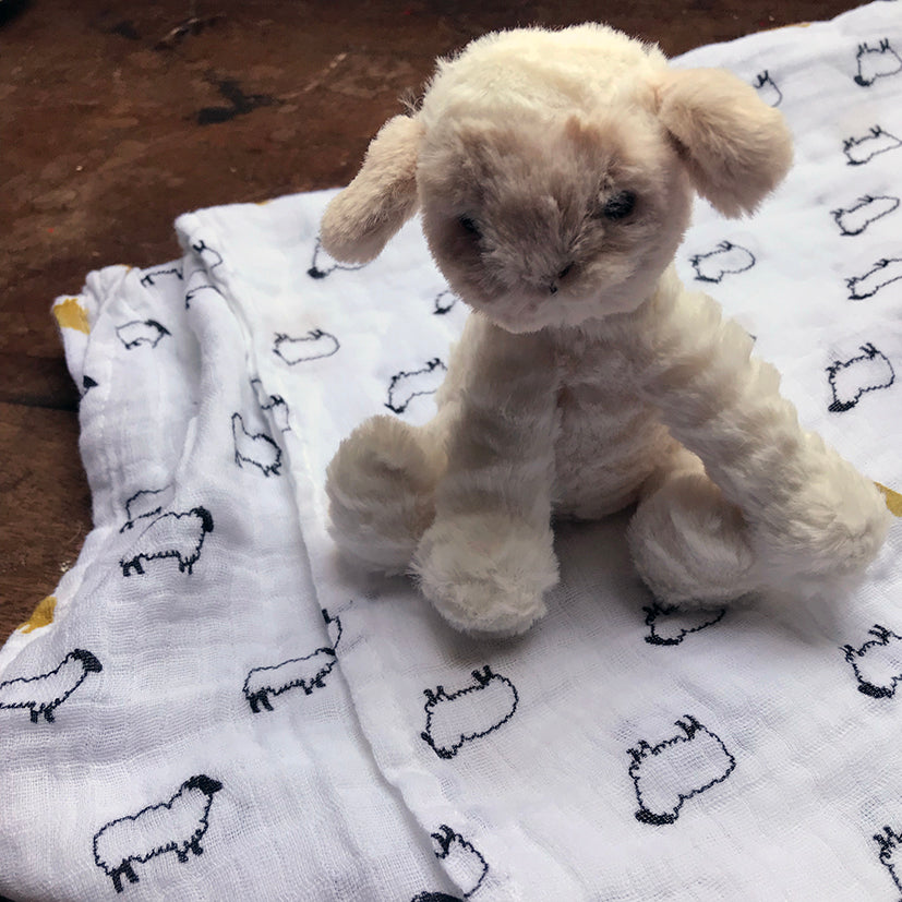 Jellycat Fuddlewuddle Lamb Soft Toy