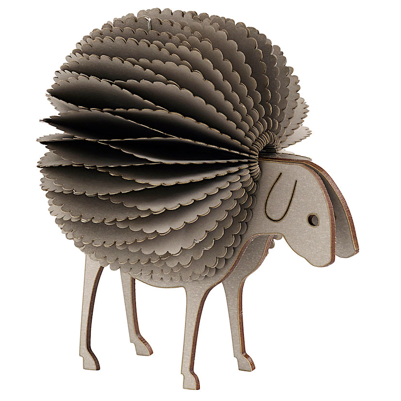 Paper Sheep Decoration