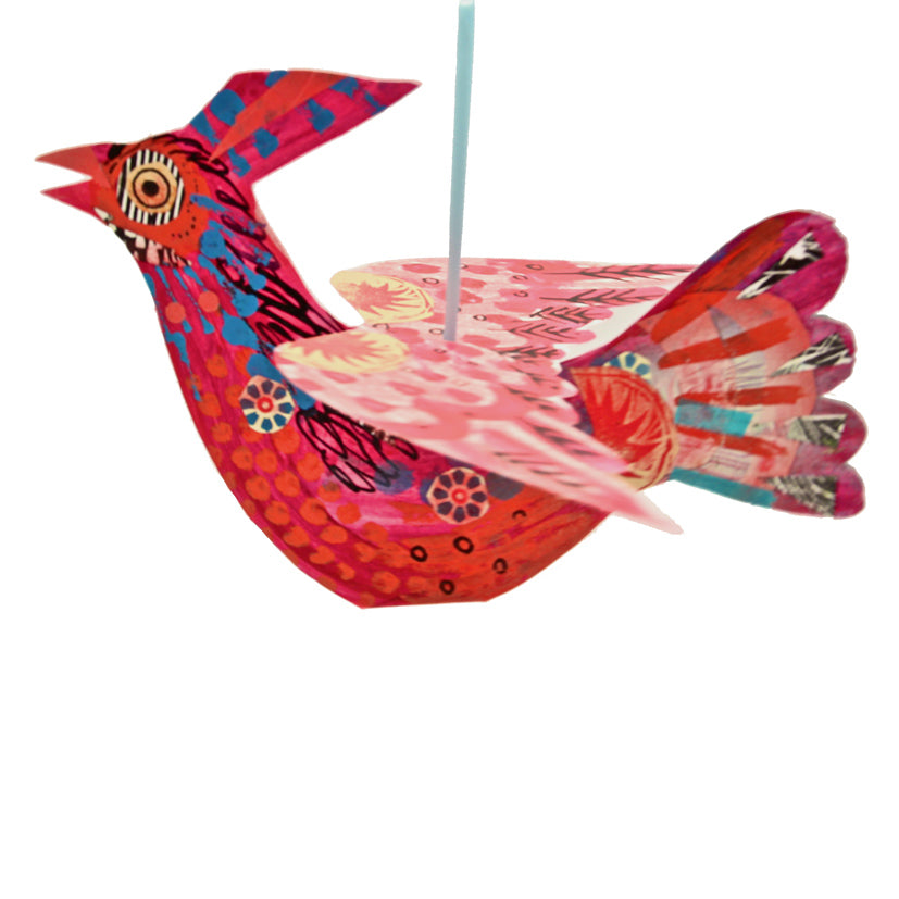 Mark Hearld Fold-Out Bird
