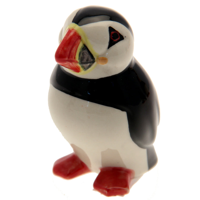 Ceramic Puffin Ornament
