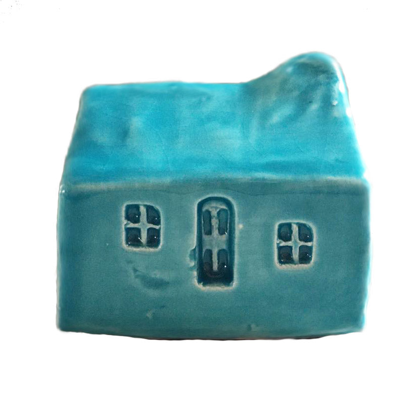 handmade ceramic croft houses