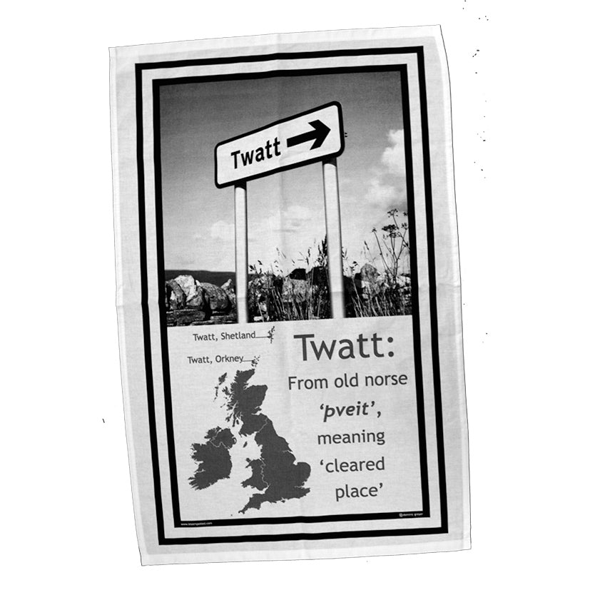 Twatt Tea Towel