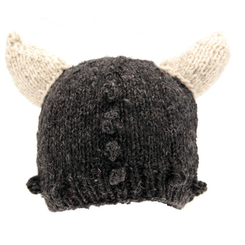 Wool Viking Hat