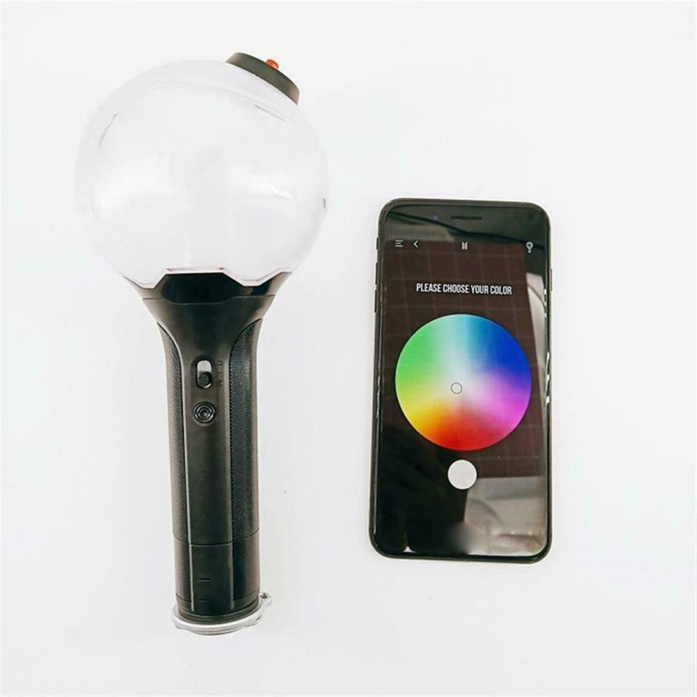 BTS LIGHT STICK ARMY BOMB VER 3.