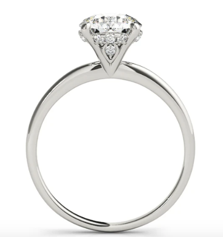 Solitaire-Cut-Engagement-Ring