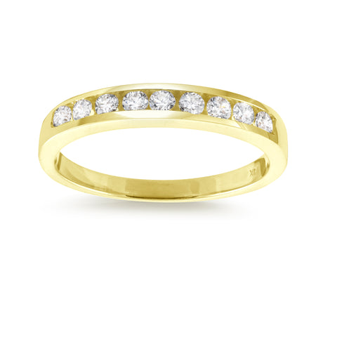 10k-yellow-gold-0.20ctw-diamond-band-gift-with-purchase/