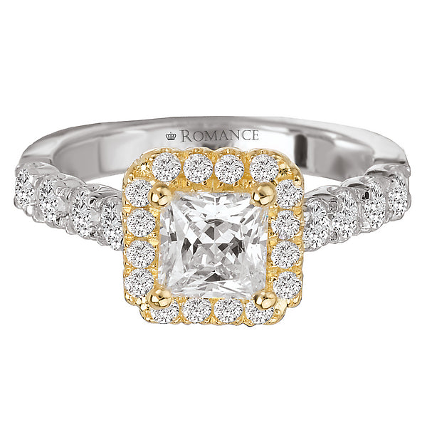 romance-117054-100-18-k-yg-0-8-ct-princess-cut-halo-diamond-engagement-ring