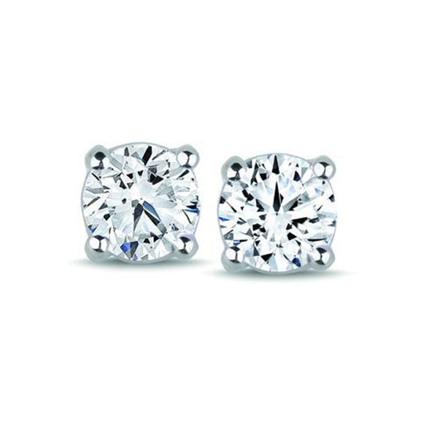 CR-E313 - 14 K Gold and 0.2 Ctw Diamond Earring