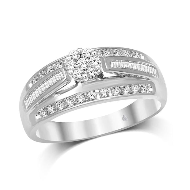 10K-White-Gold-0.49-ctw-Round-Multi-Stones-Halo-Engagement-Diamond-Ring-Fame-Diamonds
