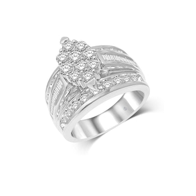10K-White-Gold-1.47-ctw-marquise-shape-round-baguette-multi-stones-Engagement-Diamond-Ring-Fame-Diamonds