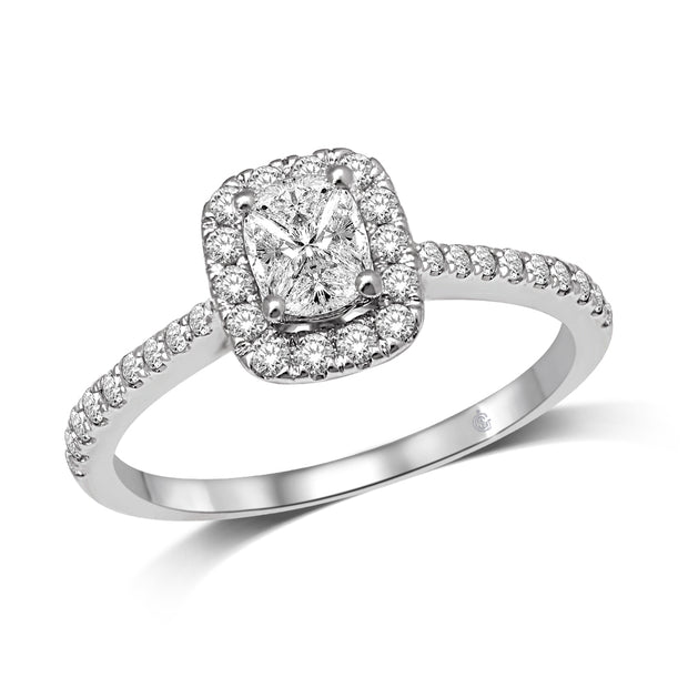 14K-White-Gold-0.90-ctw-Oval-Halo-Engagement-Diamond-Ring-Fame-Diamonds