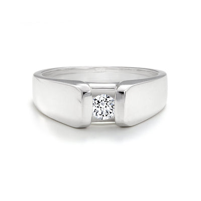 CR-R58507-30W - Verragio - Mens Wedding Band