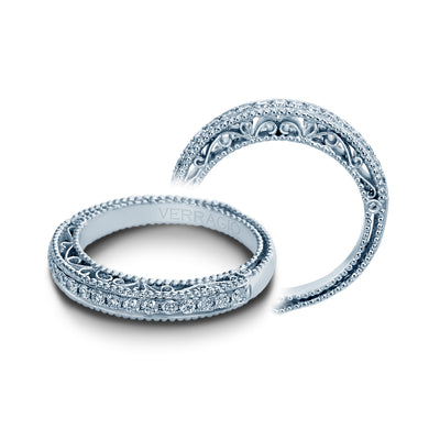 AFN-5002W - Verragio - 14K 0.25ctw  Wedding Band
