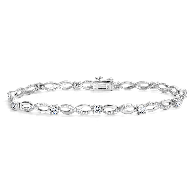 CR-B52530 - Canadian Diamond Bracelet