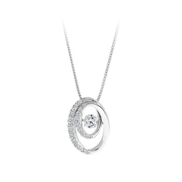 CR-P1277 - Canadian Diamond Pendant