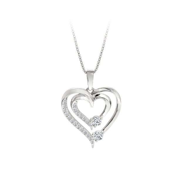 CR-P1288 - Canadian Diamond Pendant