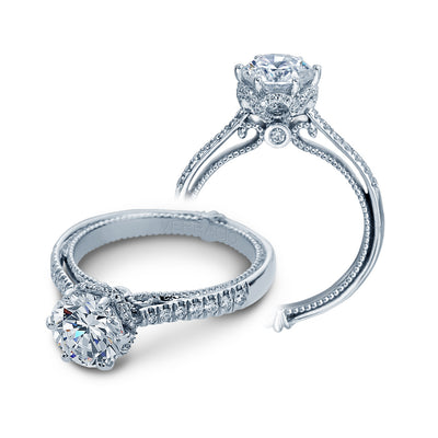 ENG-0429DR - Verragio - 14K 0.50ctw Semi- Mount Engagement Ring
