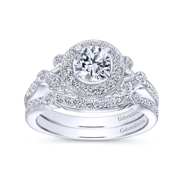 14k-white-gold-0-27-round -diamond-halo-and-filgree-engagement-ring