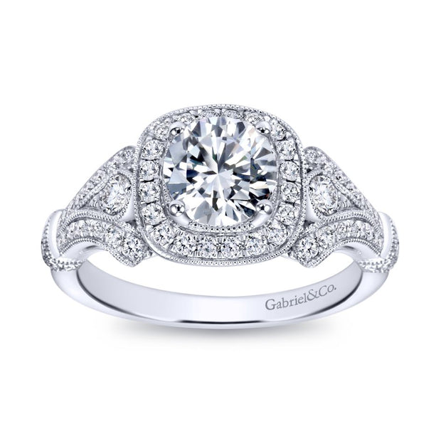 14k-White-Gold-0.42-ctw-Diamond-ER7479W44JJ-Halo-and-Filgree-Setting-Engagement-Ring-Fame-Diamonds