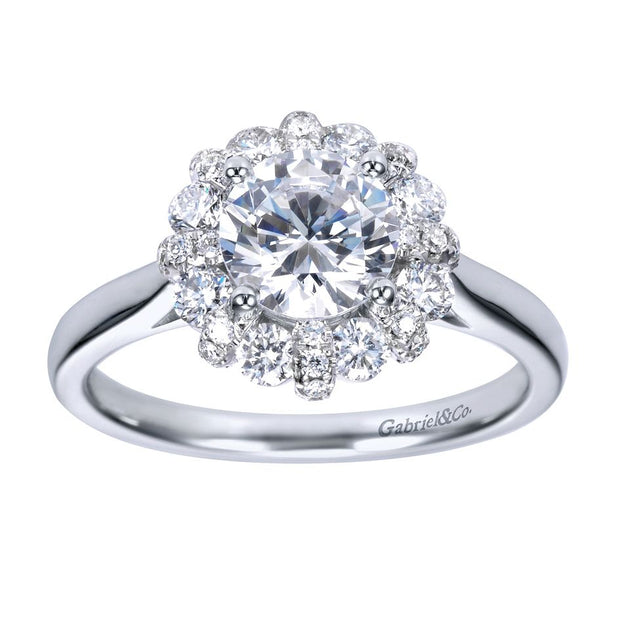 gabriel-&-co-delicate-flower-round-brilliant-cut-halo-diamond-wedding-engagement-ring-fame-diamonds