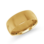 mens-classic-comfort-fit-plain-yellow-gold-band-8-mm-fame-diamonds