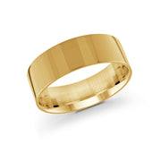 mens-satin-finish-flat-yellow-gold-wedding-band-8-mm-fame-diamonds