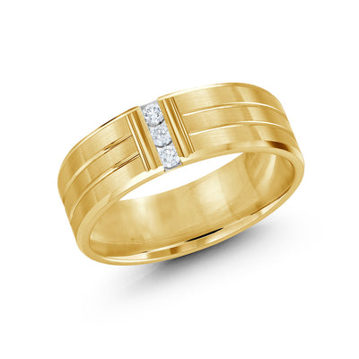 mens-grooved-fancy-diamond-yellow-gold-wedding-band-7mm-fame-diamonds