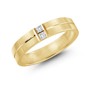 mens-stylish-princess-cut-diamond-yellow-gold-wedding-band-5mm-fame-diamonds