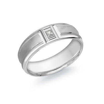 mens-brushed-finish-milgrain-diamond-white-gold-wedding-band-7mm-fame-diamonds