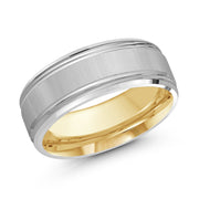 mens-comfort-fit-carved-2-tone-wedding-band-8mm-fame-diamonds