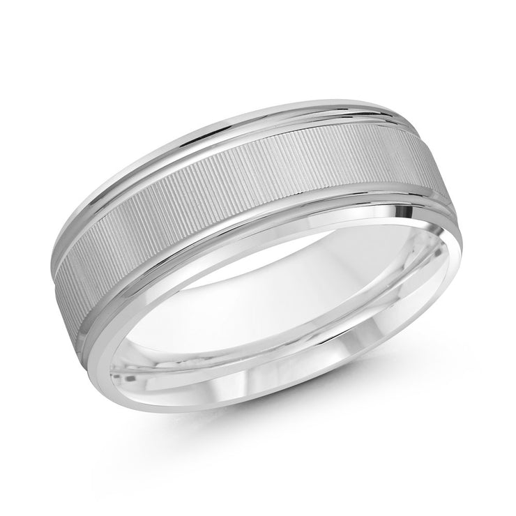 mens-comfort-fit-carved-white-gold-wedding-band-8mm-fame-diamonds