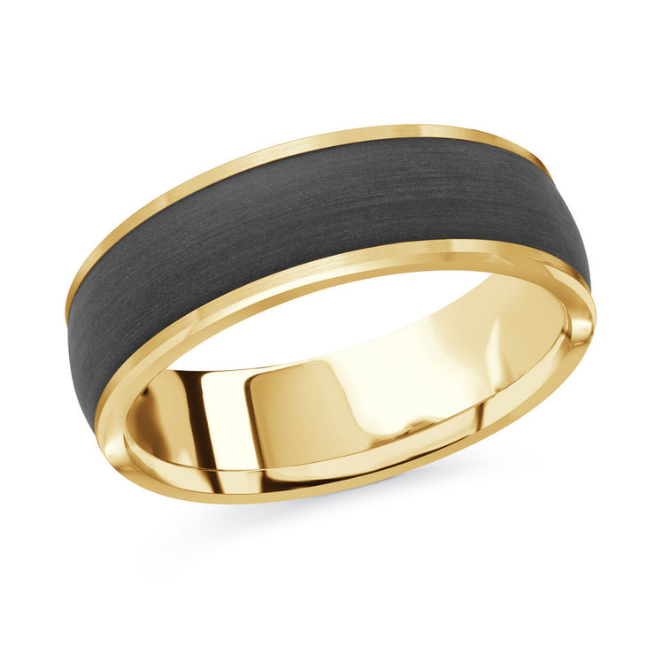carbon-fiber-14k-yellow-gold-comfort-fit-mens-wedding-band-7mm-fame-diamonds