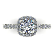 fame-signature-cushion-halo-side-stone-diamond-engagement-ring-setting-fame-diamonds