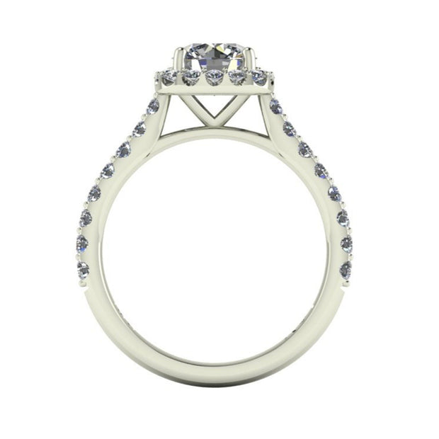 18k-white-gold-cushion-halo-side-stone-diamond-engagement-ring-setting-fame-diamonds