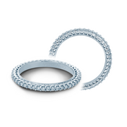 Verragio-14-K-White-gold-0.45-ctw-Pave-setting-Eternity-Diamond-Wedding-Band-Fame-Diamonds