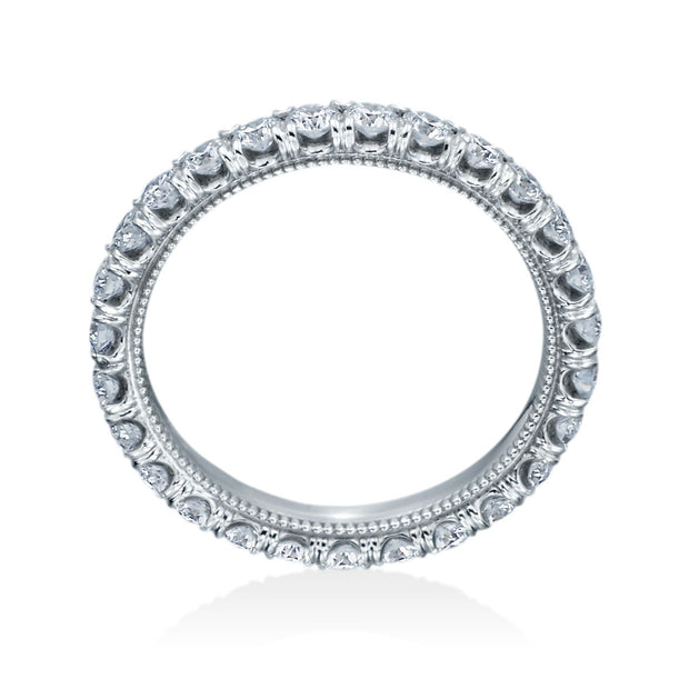 14-k-white-gold-1.40-ctw-eternity-round-brilliant-diamond-anniversary-band-Fame-Diamonds