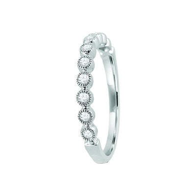 stackable diamond band $299