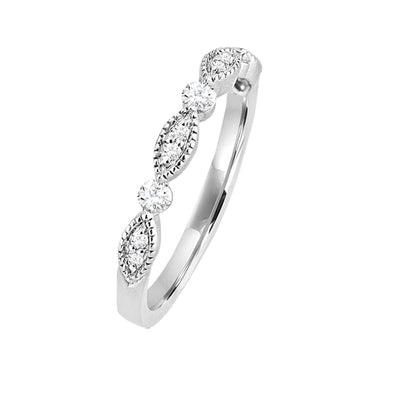 stackable diamond band $399