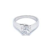 18k-white-gold-thick-band-fancy-solitaire-engagement-setting-fame-diamonds