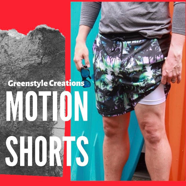 New Pattern Release: The Motion Shorts