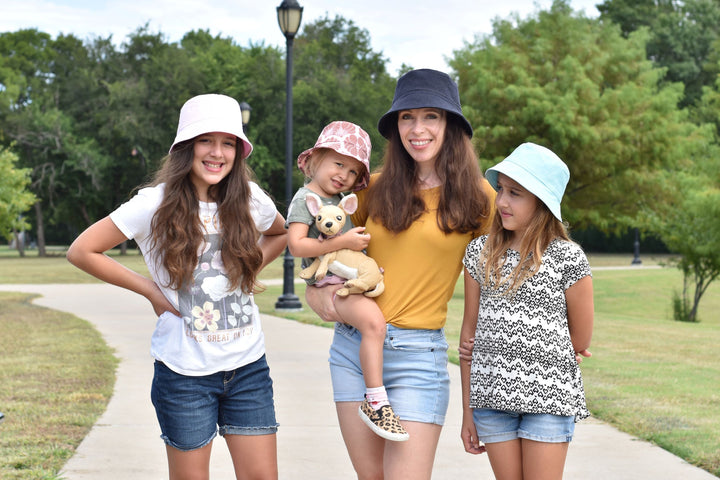 New Pattern Release: The Nantucket Bucket Hat PDF Sewing Pattern