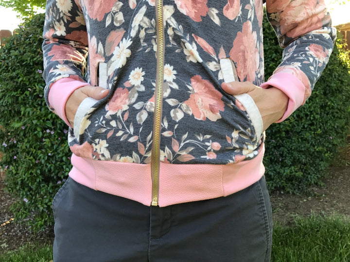 Midway Bomber Jacket Hacks: Reversible Bomber with Pockets!