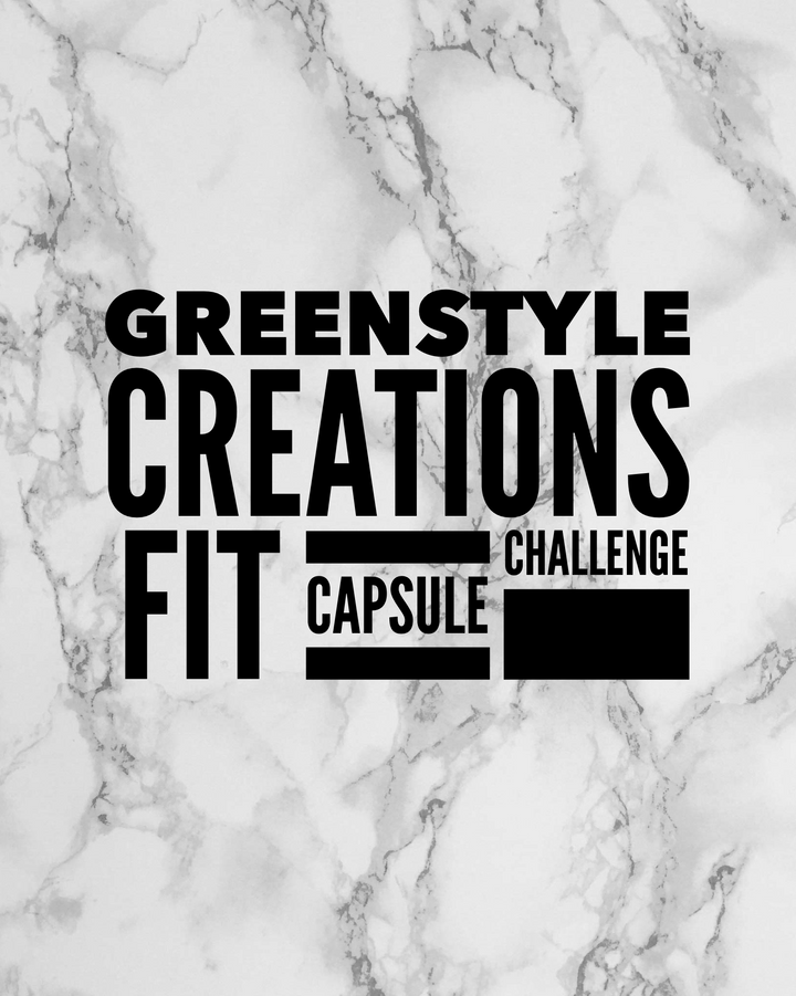 It is Time to Celebrate + Fit Capsule Challenge 2020