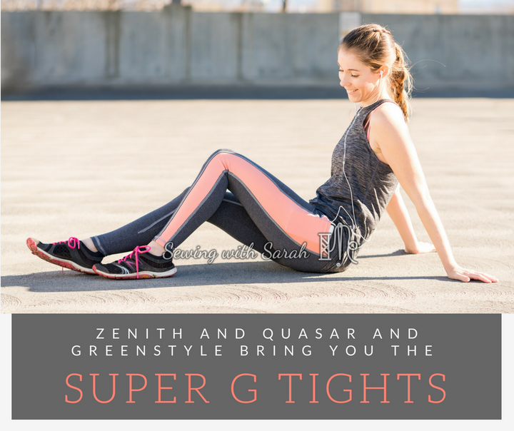 New Release!  Super G Tights