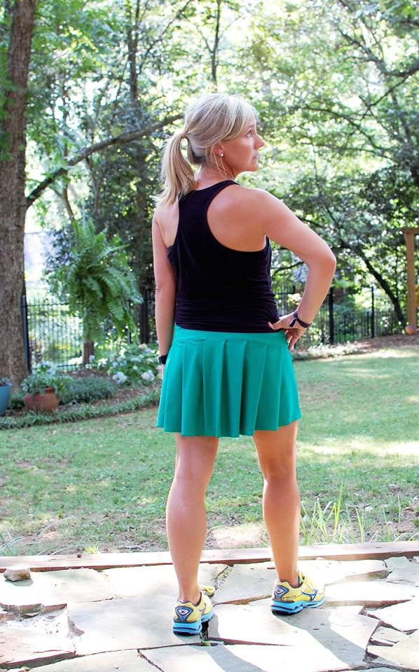 Pace Skirt PDF Sewing Pattern in Sizes 0 to 18